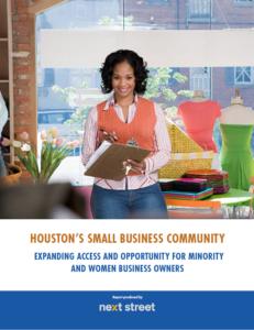 Houston MWBE Report